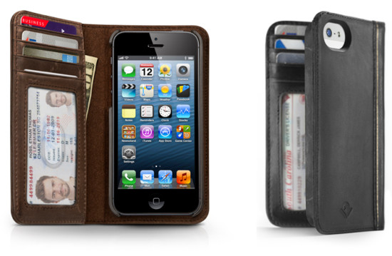 BookBook iPhone 5 Wallet Case