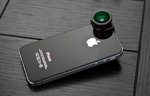 Ollo Clip Quick Connect lens