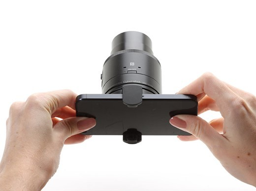 Sony QX10 and QX100 for iPhone