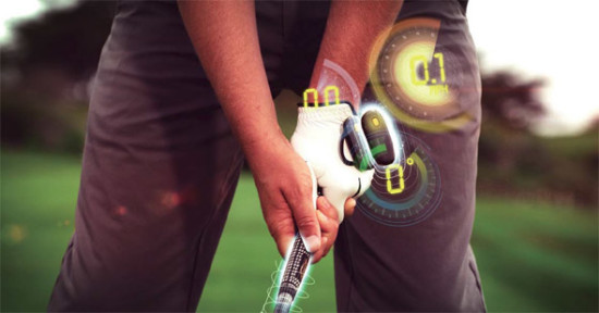 Zepp GolfSense Sensor