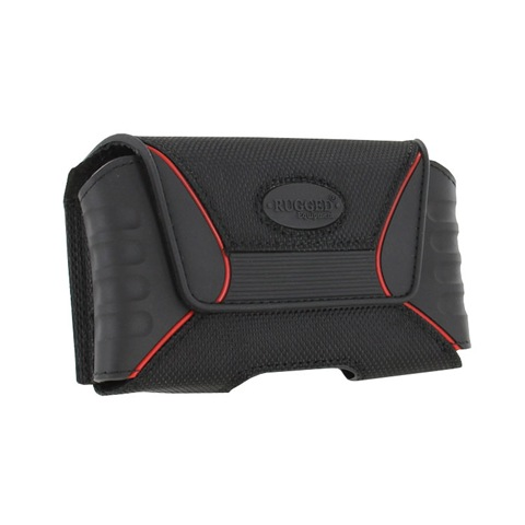 Rugged QX Large Horizontal Pouch