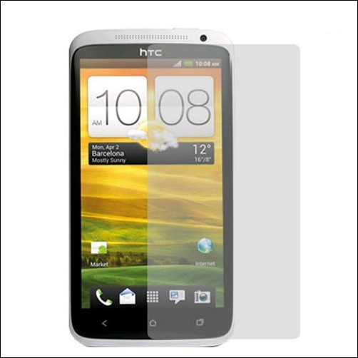 invisibleSHIELD Full Body for HTC One X