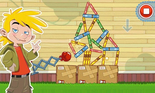 Amazing Alex HD HD Puzzle Game