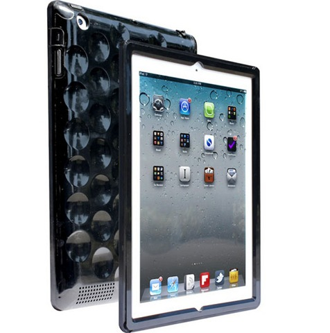 Bubble 360 Case for New iPad