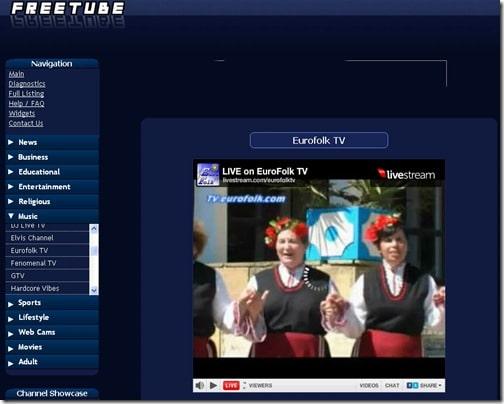 FreeTubeTV