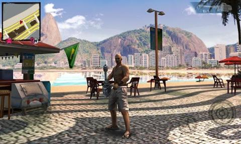 Gangstar Rio City of Saintsin HD