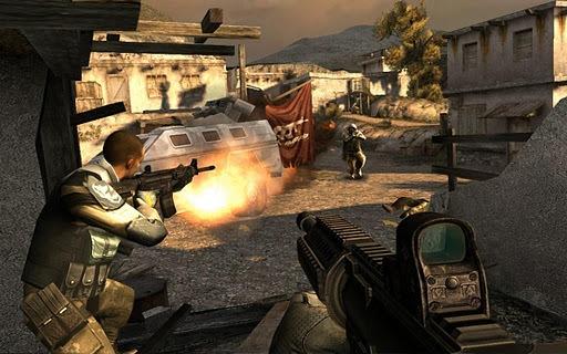 Modern Combat 3- FallenNation
