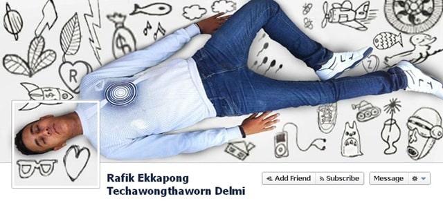 Rafik Ekkapong Techawong Thaworn Delmi