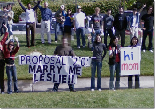 The nerdiest wedding proposal you have ever seen