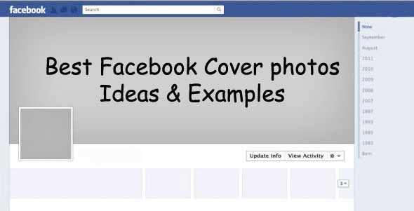 Facebook Cover Example