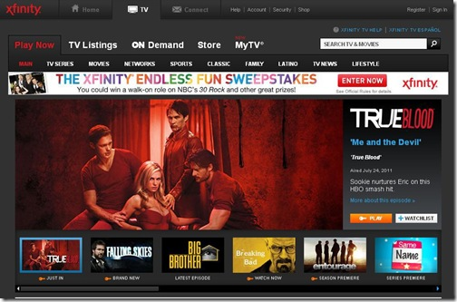 xfinity-online-tv