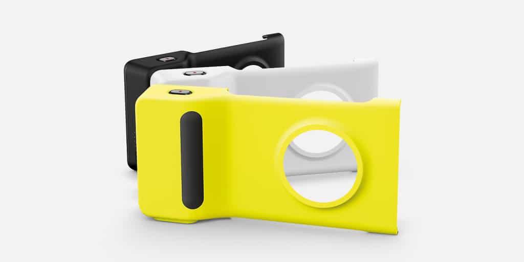 Camera Grip for Nokia Lumia 1020