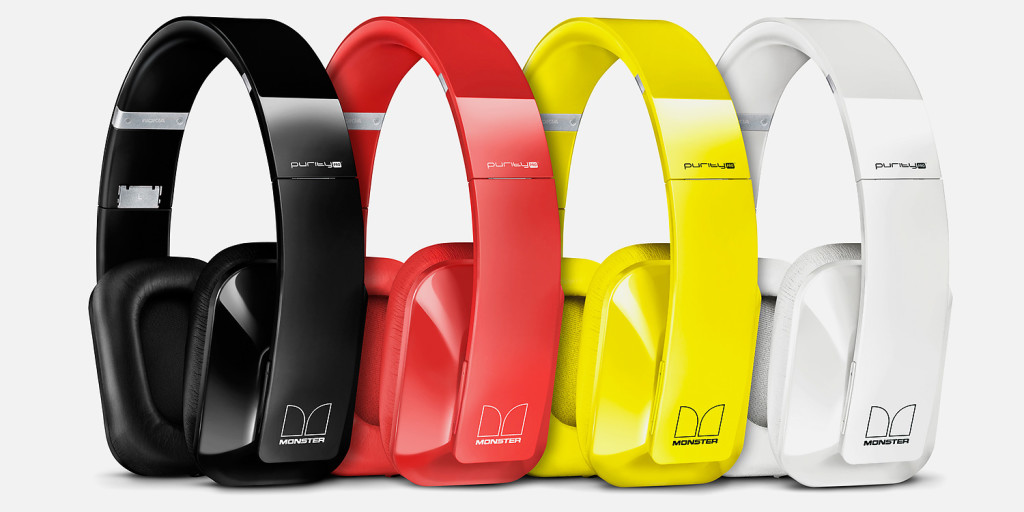 Nokia Purity Pro Wireless Stereo Headset by Monster BH-940