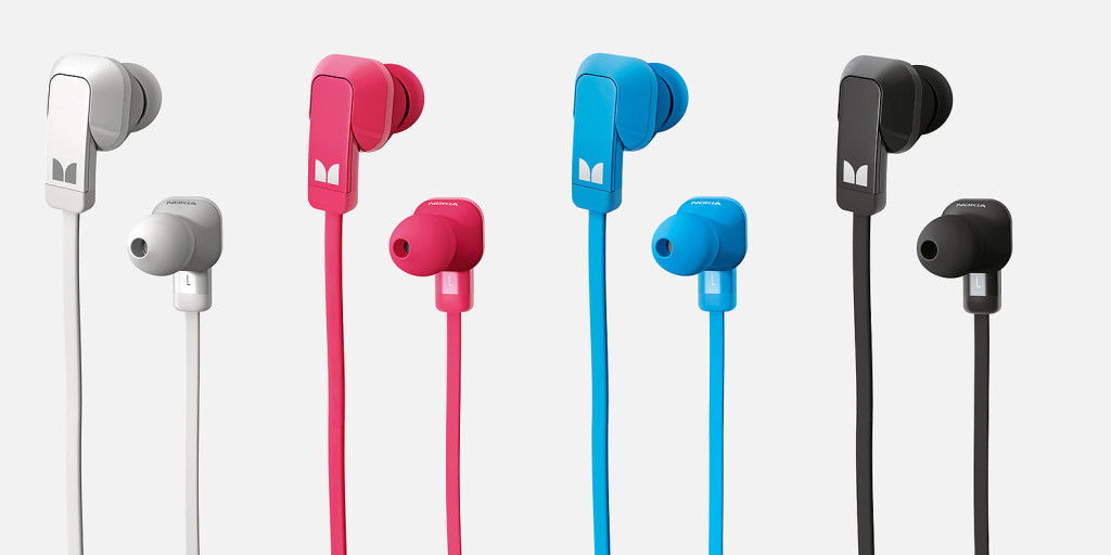 Nokia Purity Stereo Headset by MonsterWH-920