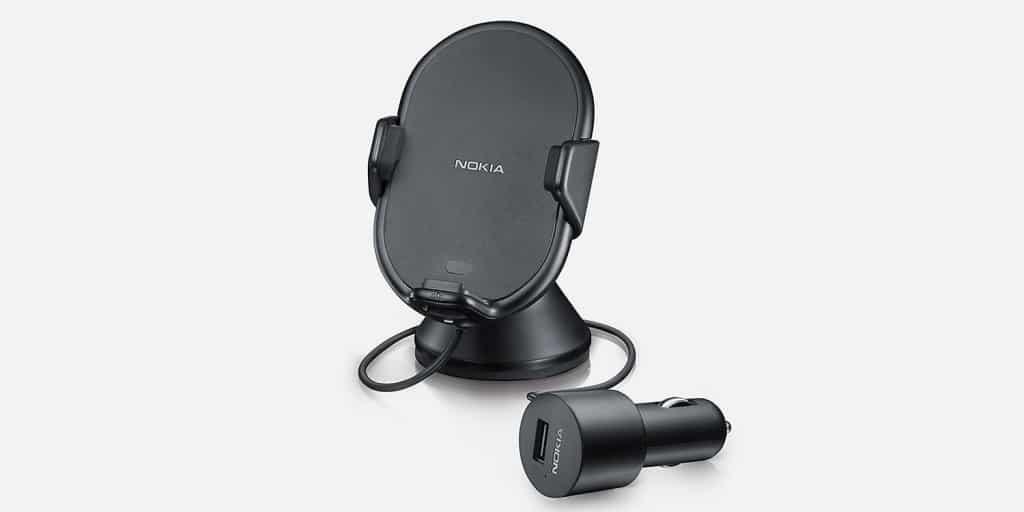 Nokia Wireless Charging Car Holder CR-200