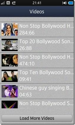 Bollywood Songs