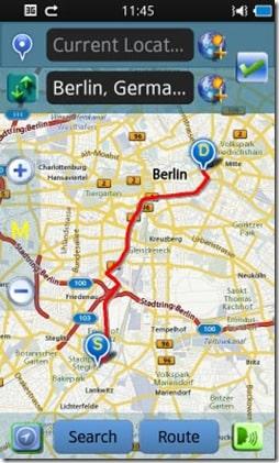 Map Siri Pro