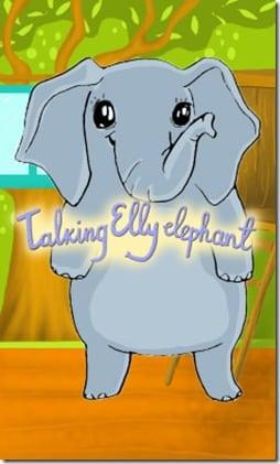 Talking Elly Elephant Free
