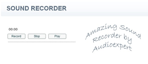 AudioExpert- Sound Recorder