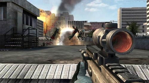 Modern Combat 3- Fallen Nation