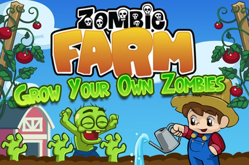 Zombie Farm iPhone 5