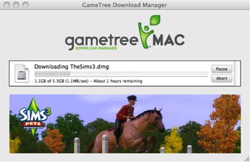 GameTree Download Manager