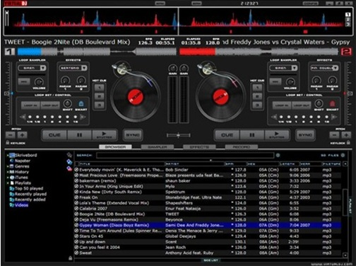 VirtualDJ [ Version 7.0.5 ]