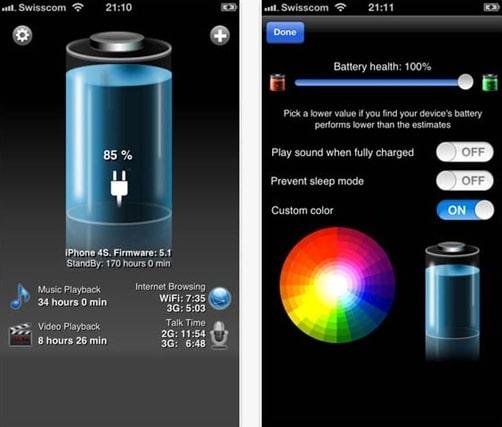 Battery HD plus