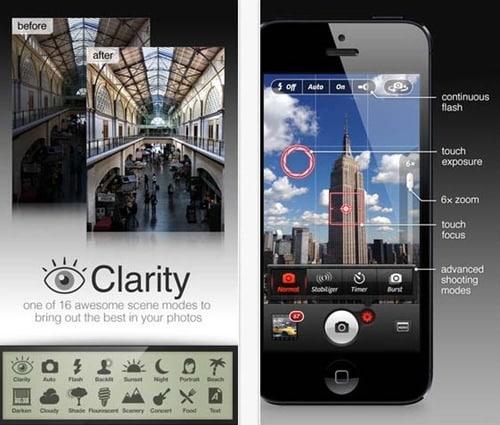 Camera Plus for iPhone 5