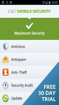Eset Mobile Security2
