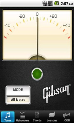 Gibson Learn & Master Guitar for android