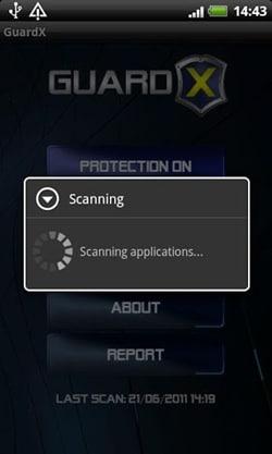 GuardX Antivirus2