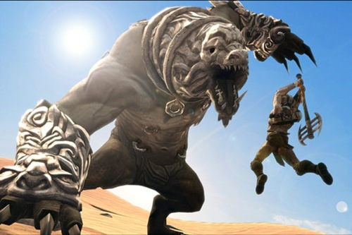 Infinity Blade II for iPad 3