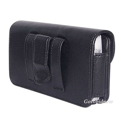 LG NEXUS 4 STYLISH WALLET LEATHER CASE SNAP POUCH COVER PHONE HOLSTER
