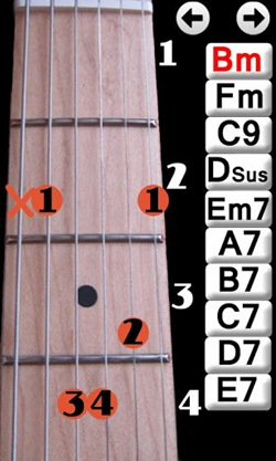 Learn Guitar Chords for android