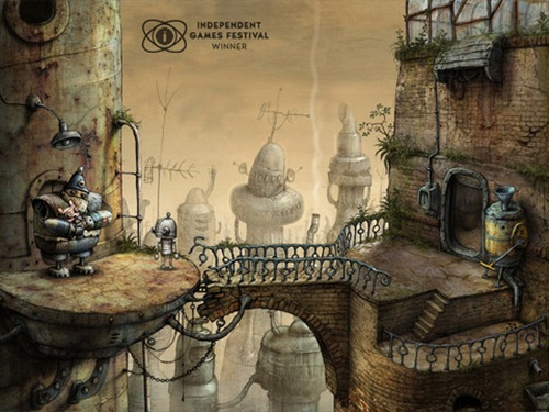 Machinarium for ipad 3