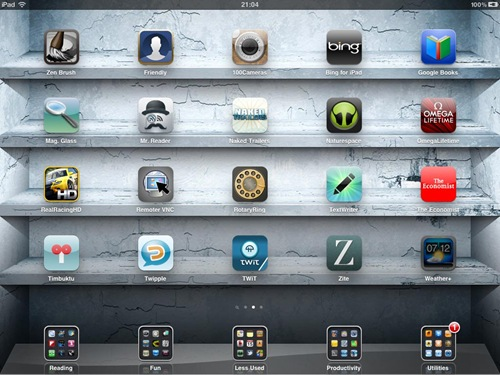 Pimp Your Screen for  iPad 3