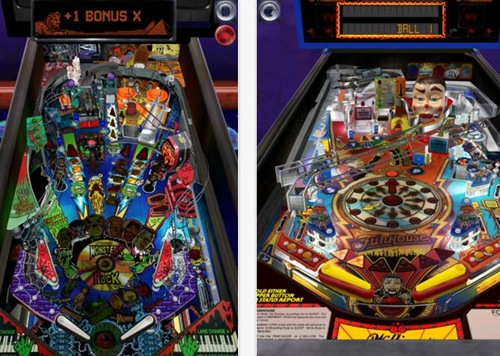 Pinball Arcade for iPad 3