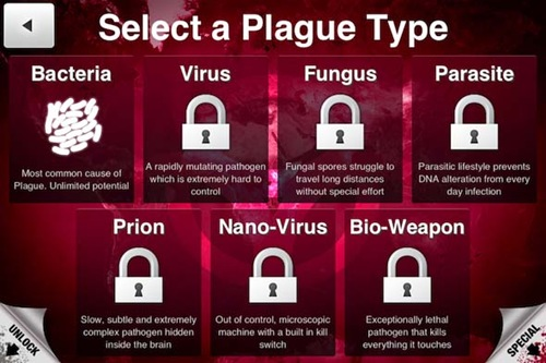Plague Inc.for iPad 3