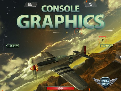 Sky Gamblers- Air Supremacy for iPad 3