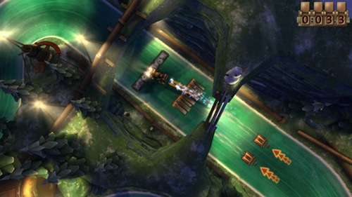 Slingshot racing for iPhone 5