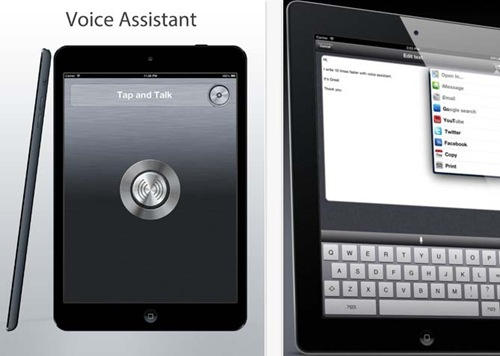 Voice Assistant for iPad 3