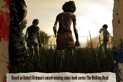 Walking Dead- The Game for ipad 3