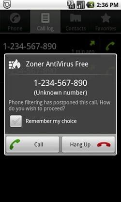 Zoner AntiVirus Free2