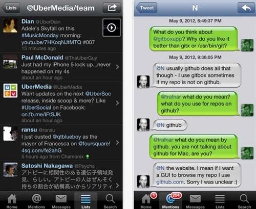 ecofon for twitter-iPhone 5