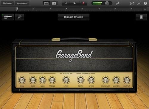 garageBand for ipad 3