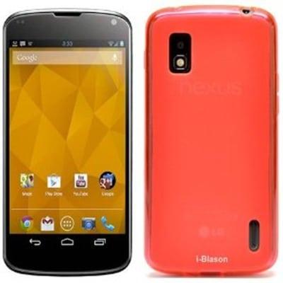 i-Blason SoftGel Flexible TPU Case for Google Nexus 4