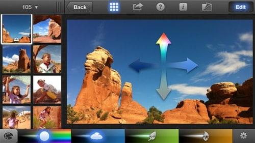 iPhoto for iPad 3