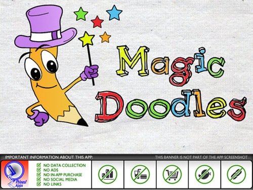magic Doodle HD for iPad 3