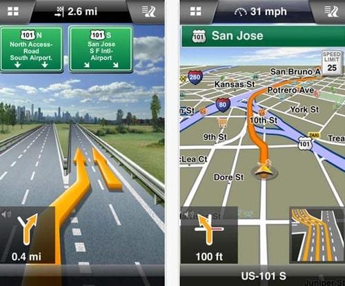 navigon usa for iPhone 5